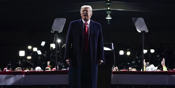 فرمان ترامپ علیه گروه چپگرای «آنتیفا»