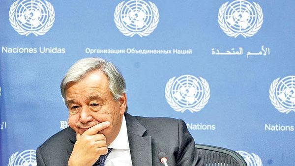 پاسخ تند تهران به دبیرخانه سازمان ملل