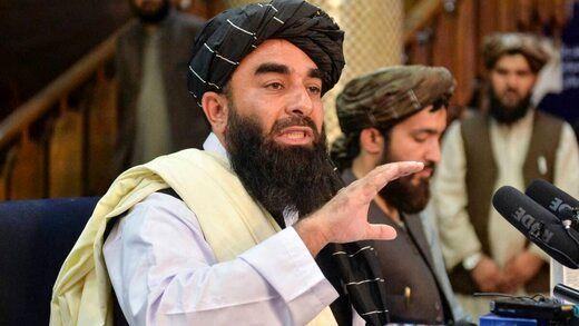 واکنش تند طالبان به اظهارات عمران خان