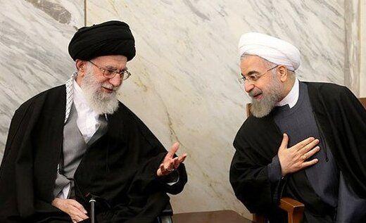 نامه روحانی به رهبر انقلاب درباره رد صلاحیت ها