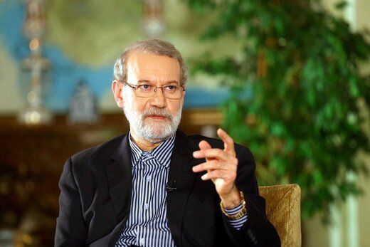 لاریجانی: مشکل مردم خوزستان فقط کمبود آب نیست