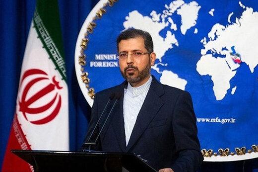 واکنش ایران به درگیری مرزی جمهوریآذربایجان و ارمنستان