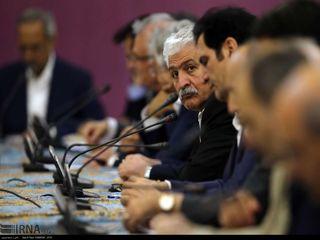 دیدار رئیس جمهوری با کارآفرینان و فعالان اقتصادی