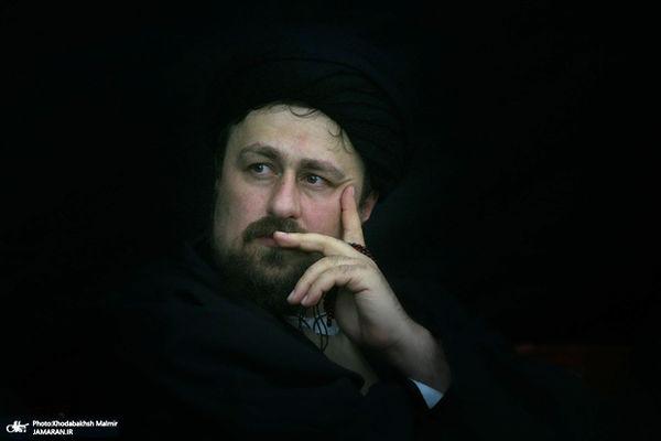 تصویر تلخی که سید حسن خمینی منتشر کرد