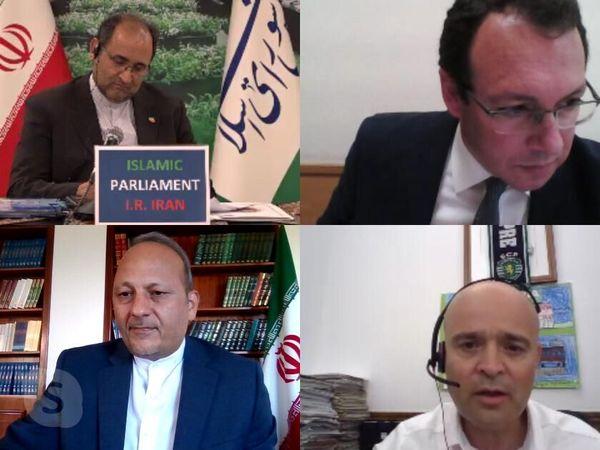 تاکید گروههای دوستی پارلمانی ایران و پرتغال بر توسعه روابط