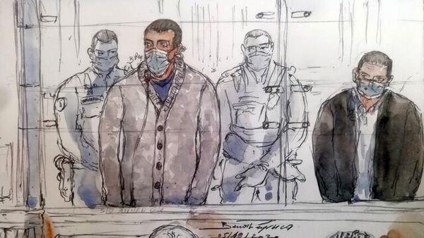صدور حکم حبس ابد یک تروریست الجزایری در فرانسه