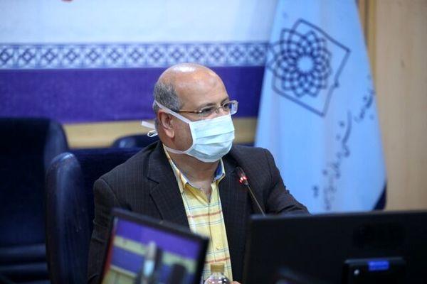 شیوع کرونای انگلیسی در تهران