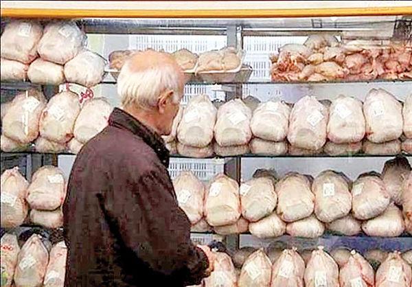 سرپیچی مرغها از قیمت دستوری 15 هزار تومانی