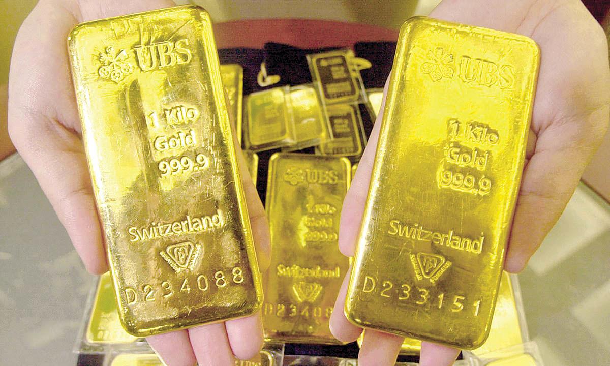 ضعیفترین هفته طلا در 2021