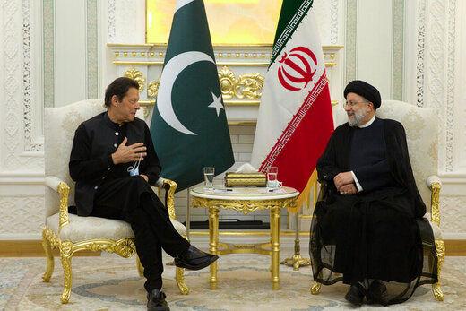 بیانیه دفتر نخستوزیری پاکستان از دیدار رسمی عمرانخان با رئیسی