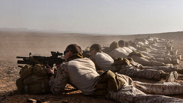 برگزاری رزمایش مشترک بین عربستان و آمریکا