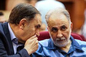 اظهارات وکیل مدافع نجفی درباره وضعیت او/ تقاضای آزادی مشروط داریم