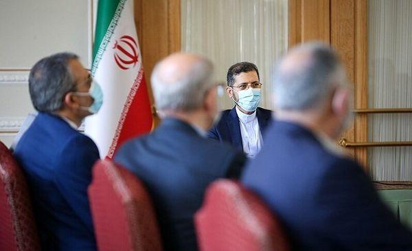 جزئیات پیام روشن ایران به واشنگتن از زبان سخنگوی وزارت امور خارجه