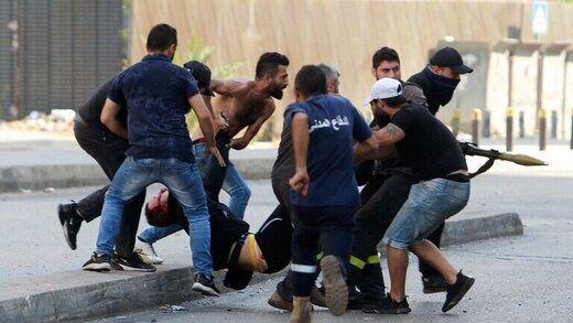 در لبنان یک روز عزای عمومی اعلام شد