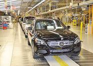 هدفگذاری بنز برای تولید خودروهای الکتریکی