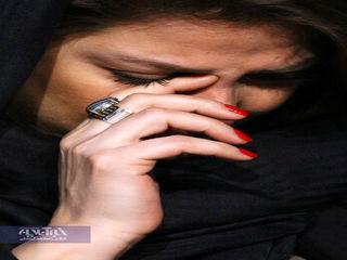 اشک و گریههای بازیگران در جشنواره فیلم فجر