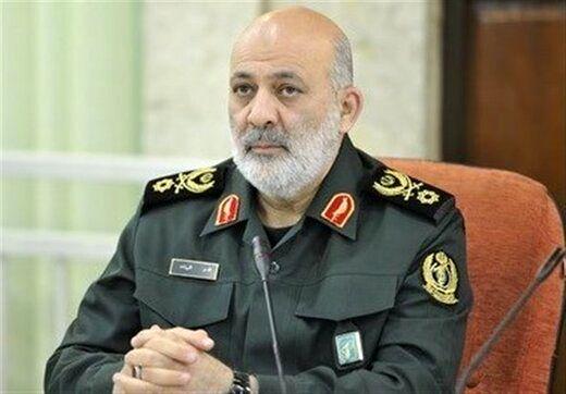 سردار تقی زاده رییس دانشگاه مالک اشتر شد