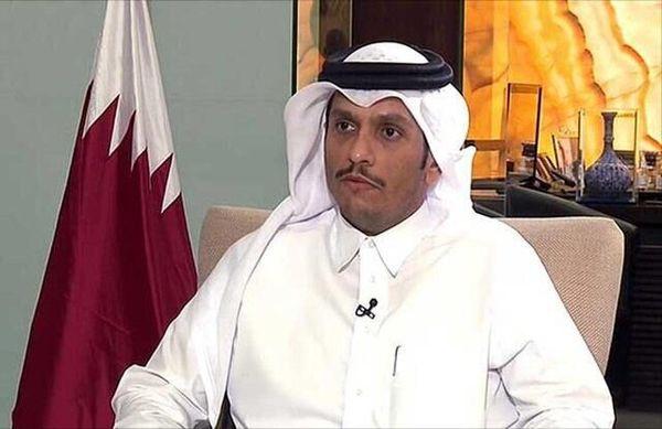 وزیر خارجه قطر: همه را به گفتوگو فرامیخوانیم