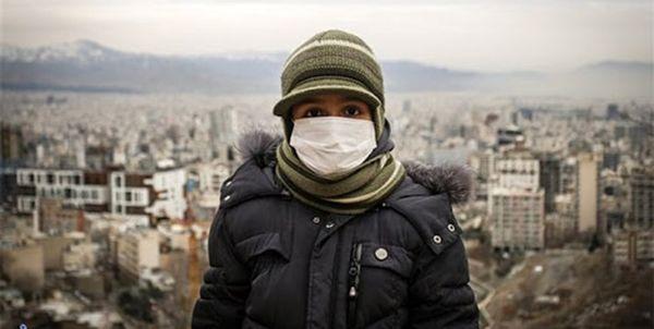 ماسکهای پارچهای جلوی آلودگی هوا را میگیرند؟