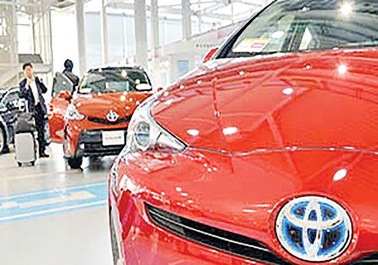 سرمایهگذاری تویوتا در خودروهای متصل