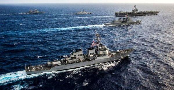 استرالیا از ائتلاف دریایی آمریکا خارج می شود