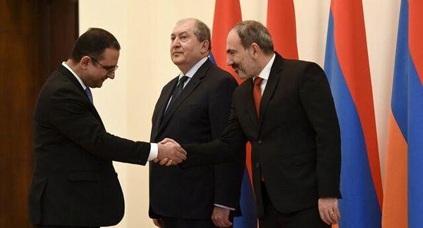استعفای وزیر اقتصاد ارمنستان صحت دارد؟