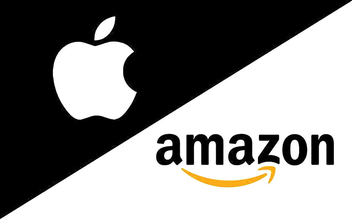 آمازون و اپل پرچمدار   باارزشترین برندهای جهان