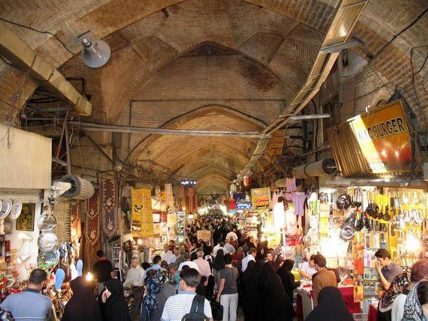 آشنایی با بازارهای سنتی تهران