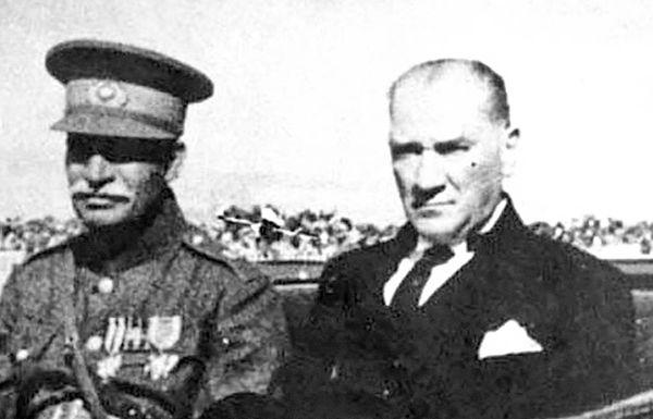 قدرتگیری آتاتورک