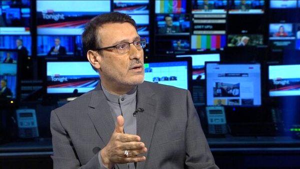 توضیح بعیدینژاد درباره تمهیدات ایران برای مقابله با کرونای انگلیسی