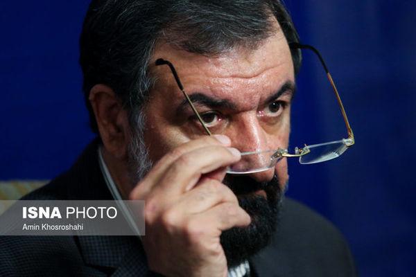 کنایه تند محسن رضایی به دولت روحانی