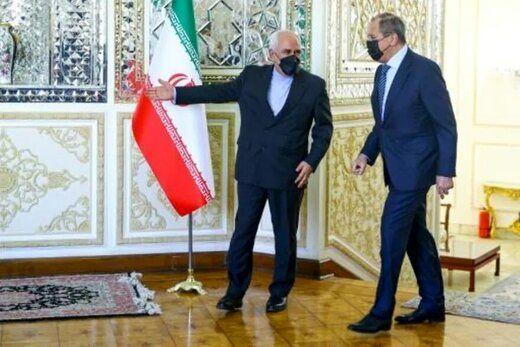 بازتاب سفر وزیرخارجه روسیه به تهران
