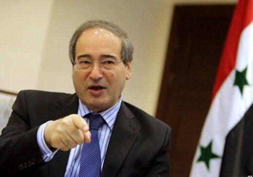 واکنش وزیرخارجه سوریه به نزدیکی روابط ایران و عربستان