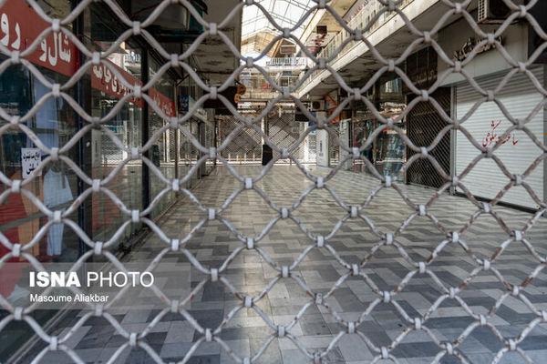تعطیلی مشاغل گروه ۲ در تهران رسماً به اتاق اصناف اعلام نشده است
