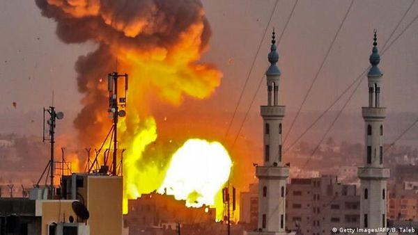 رژیم صهیونیستی دست به دامن قاهره شد