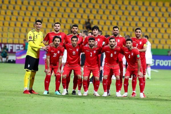 تمرین ملی پوشان فوتبال در تهران برای دیدار با کره