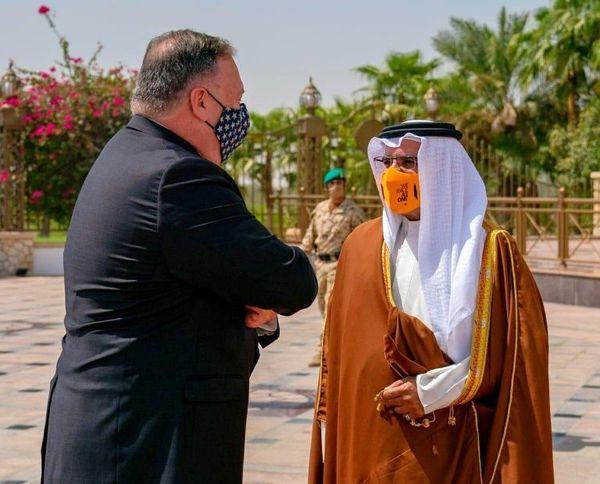 سفر وزیرخارجه بحرین به فلسطین برای اولین بار