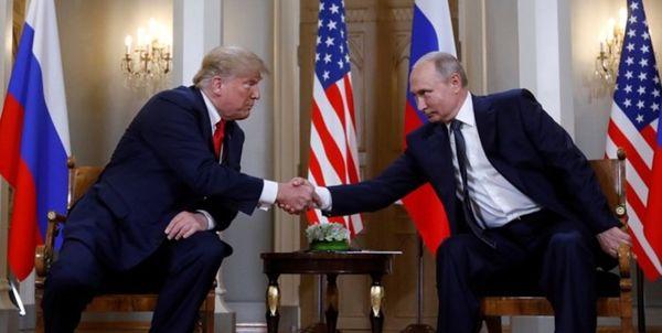 افشای حرف پنهانی پوتین به ترامپ جنجالی شد