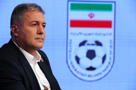 پایان قرارداد اسکوچیچ با تیم ملی فوتبال