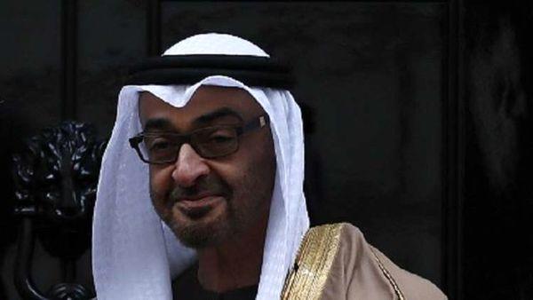 سفر ولیعهد ابوظبی به عربستان