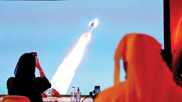 «امید» امارات در فضا