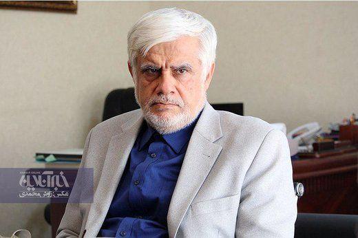 گلایه های بی سابقه عارف از روحانی/ تردیدی برای کاندیداتوری ندارم