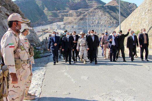 عراقچی: امنیت مرزی جزو خطوط قرمز ما است