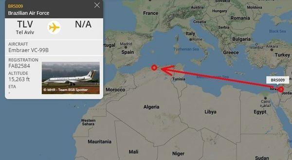 برقراری پرواز مستقیم از اسرائیل به الجزایر برای اولین بار