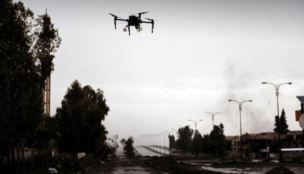 حمله پهپادی به نزدیکی کنسولگری آمریکا در اربیل