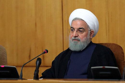 روایت رئیس جمهور از پیغام های آمریکا به ایران