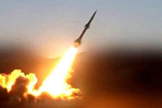 حمله  موشکی حزبالله لبنان به اراضی اشغالی