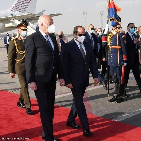 پیام رئیسجمهوری تونس از مصر برای اتیوپی