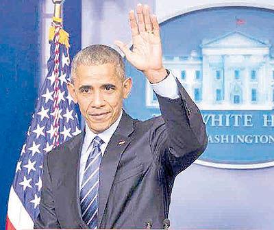 «اوباما» چهارمین کتاب خود را مینویسد