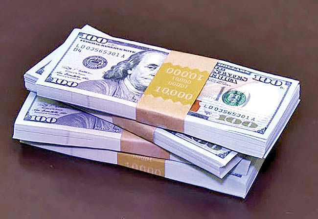 4 هفته نزولی در بازار دلار